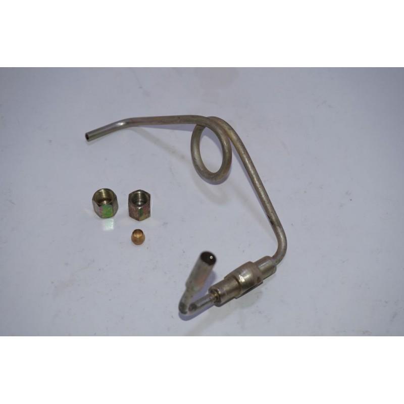 Труба для надлишкового палива до паливного фільтра