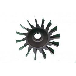 Вентилятор електродвигуна ходу