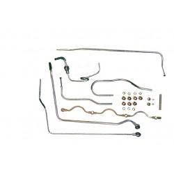 """Трубки """"Мефін"""" Н.Д. 3900  (к-т на двигун)"""